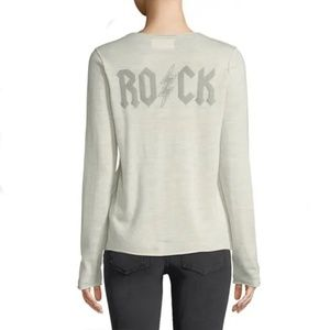 ZADIG VOLTAIRE Nosfa Rock embellishes Sweater NWT